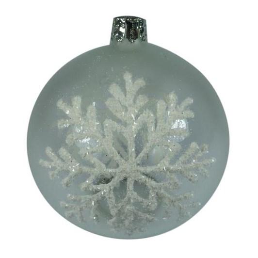 Christborn 8 Cm Ball, Crystal Clear - Icecrystal