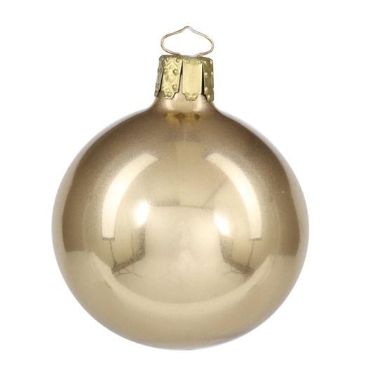 Christborn 6 Cm Ball, Light Gold Metallic - Uni