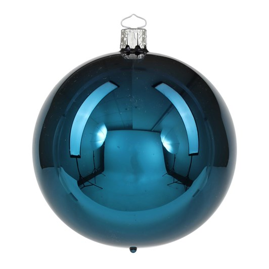 Christborn 8 Cm Ball, Turquoise Shiny - Uni