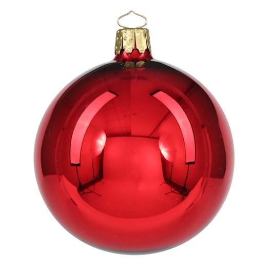 Christborn 8 Cm Ball, Red Shiny - Uni