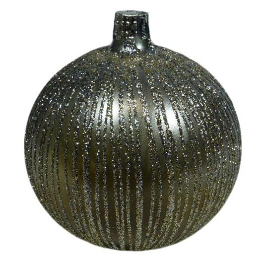 Christborn 8 Cm Ball, Crystal Clear - Linus