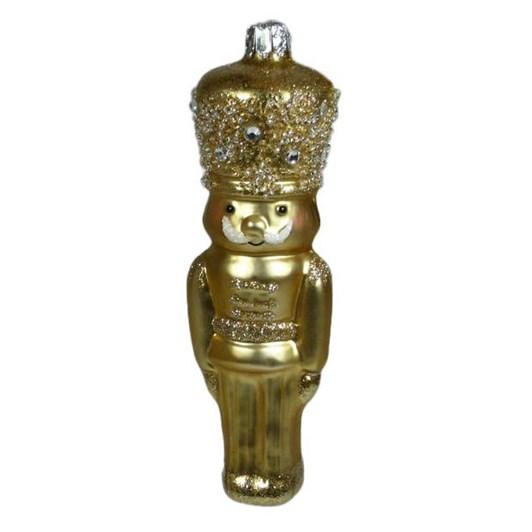 Christborn Nutcracker, Gold Matt
