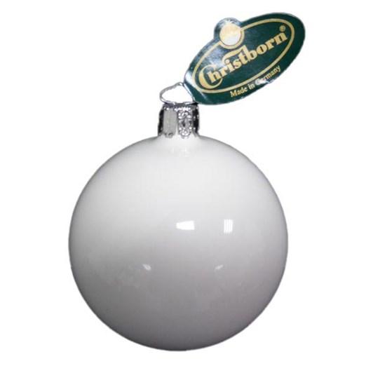 Christborn 8 Cm Ball, White Opal - Uni