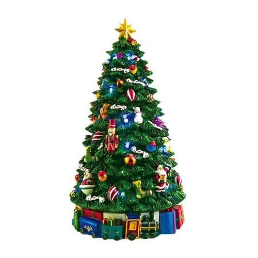 MusicBoxWorld Christmas Tree