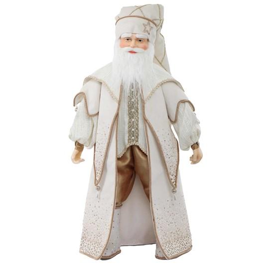 "24"" Cream Santa Doll"