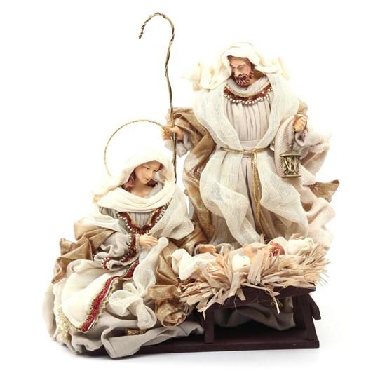 """14"""" Holy Family On Base"""
