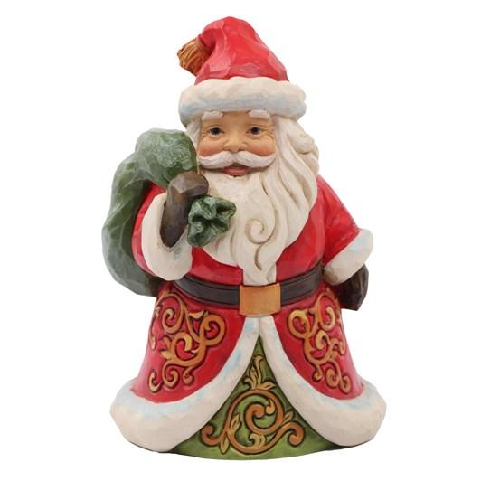 "HWC 5"" Pint Santa With Sack"