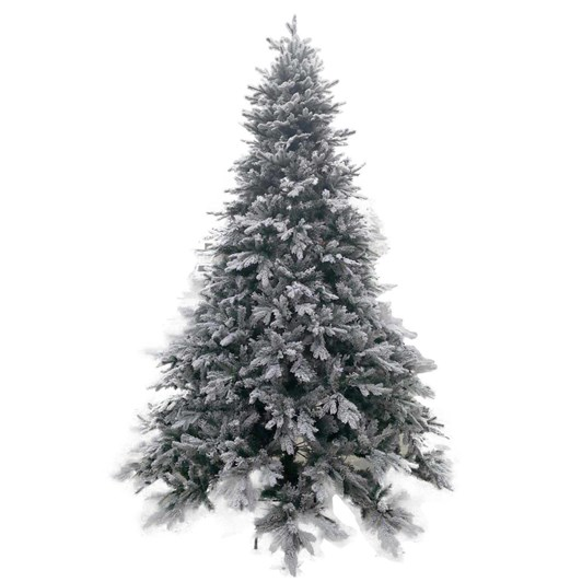 10' Snowy Christmas Tree