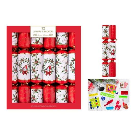 Image Gallery Luxury Wreath Crackers 12x14