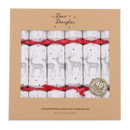 Well Presented Deer Douglas Crackers Box Of 6