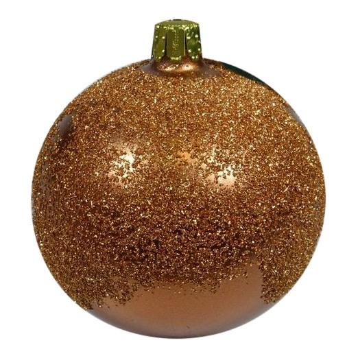 Ballantynes 8 Cm Ball, Copper Metallic - Noblesse