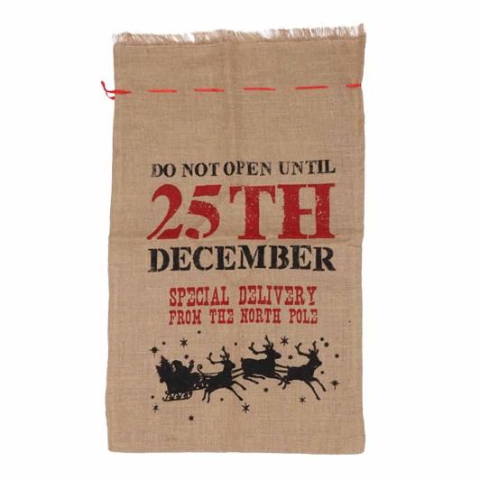 Santa Sack From North Pole