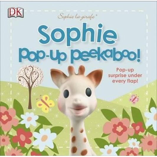 Sophie La Giraffe & Friends Pop-Up Peekaboo