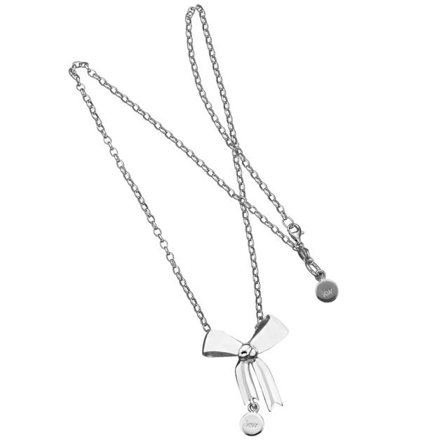 e8f5f84f83b9 Karen Walker Jewellery - Karen Walker Bow Pendant 45cm - Ballantynes ...