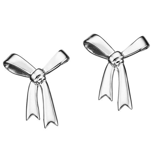 Karen Walker Bow Stud Earrings