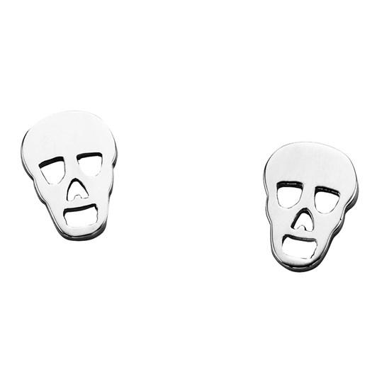 Karen Walker Mini Skull Earrings