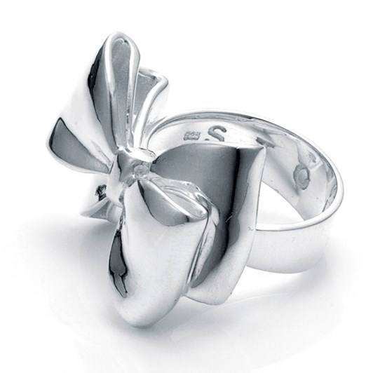 Stolen Girlfriends Club Double Bow Ring