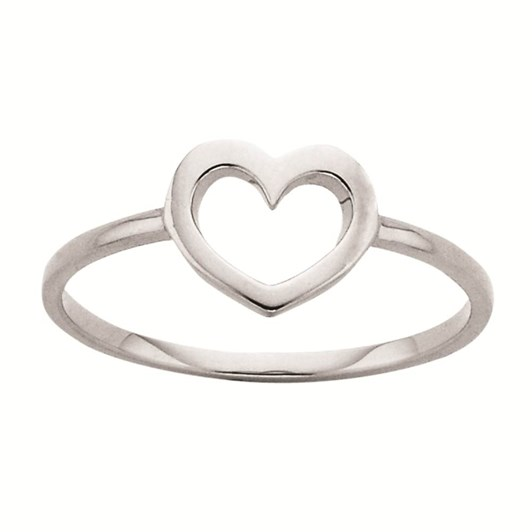 Karen Walker Mini Heart Ring