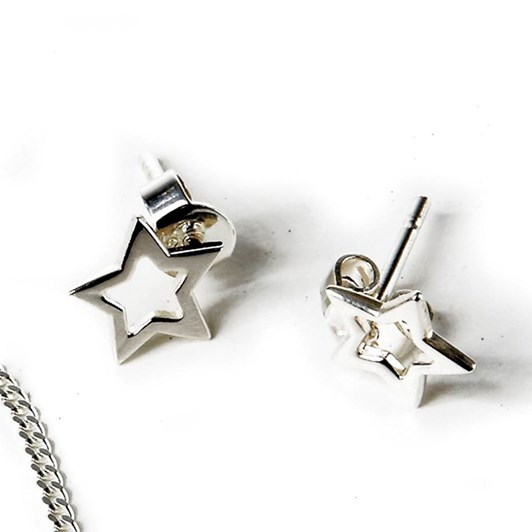 Karen Walker Mini Star Stud Earring