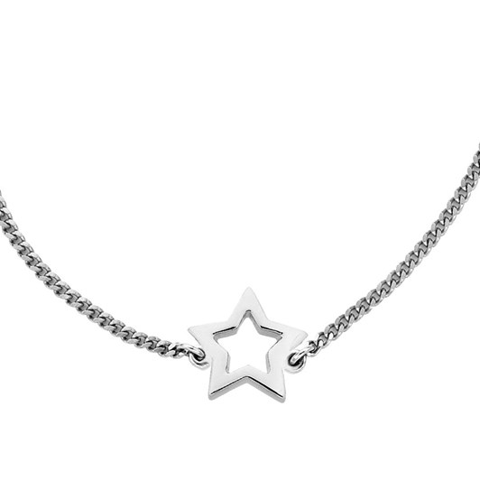 Karen Walker Mini Star Necklace