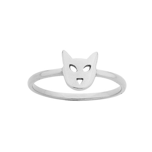 Karen Walker Cat Ring
