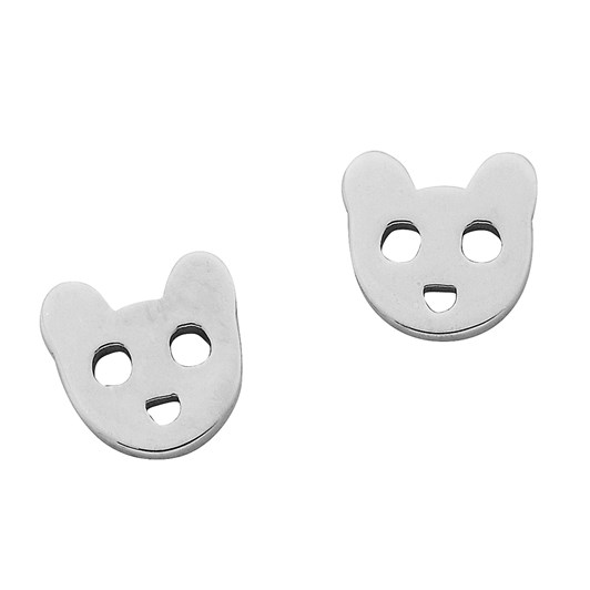 Karen Walker Bear Studs