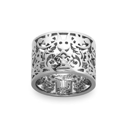 Karen Walker Filigree Ring - 15mm