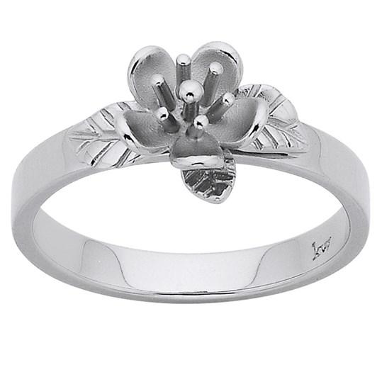 Karen Walker Single Flower Ring