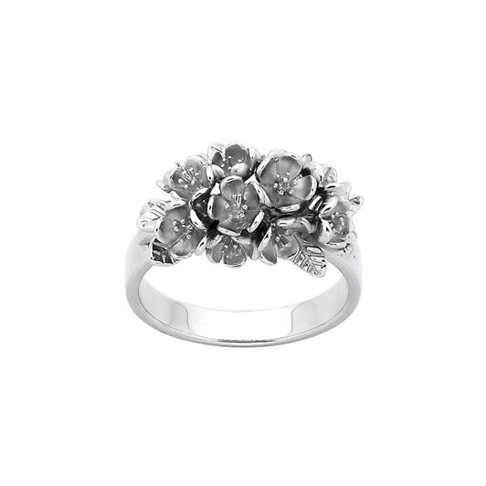 Karen Walker Flower Cluster Ring