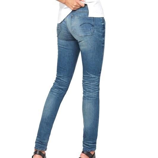 G-Star Lynn Mid Skinny Jean Wmn