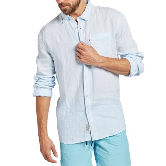 Academy Hampton Linen Shirt