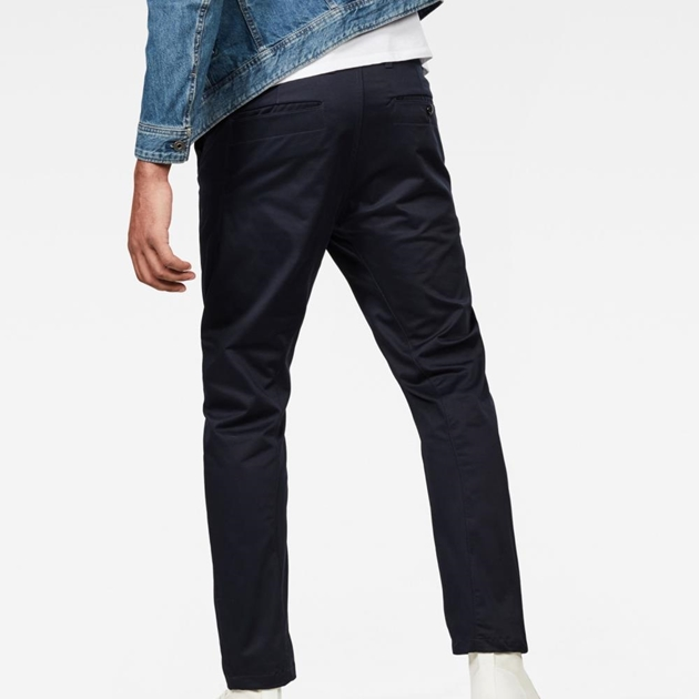 G-Star Bronson Tapered Chino - mazarine blue