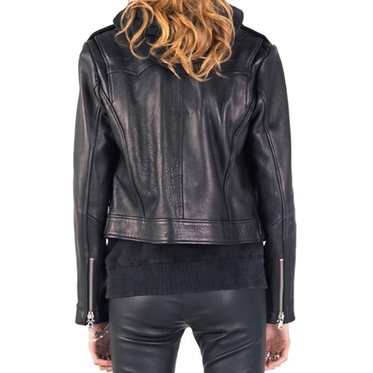 Stolen Girlfriends Club Joan Biker Jacket