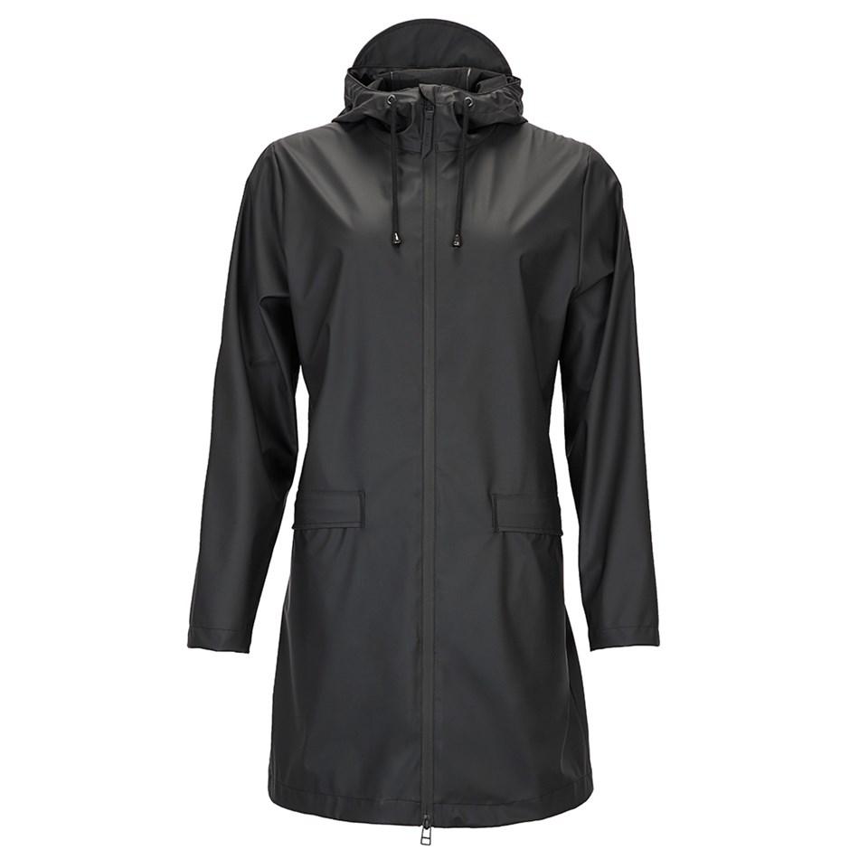 Rains W Coat - black