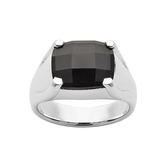 Karen Walker Onyx Chequerboard Ring