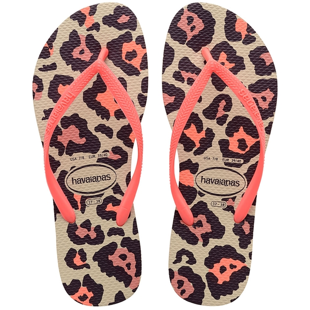d3362bf3aca887 Sandals - Havaianas Slim Animals 9378 - Ballantynes Department Store