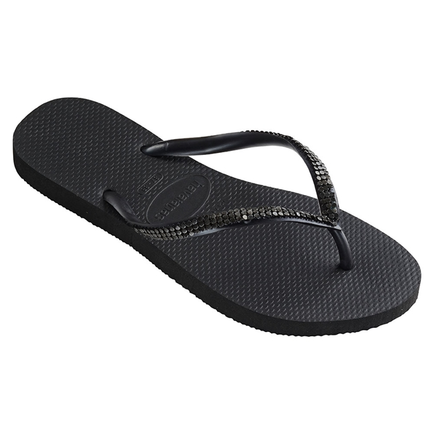dea6cde52 Sandals - Havaianas Slim Crystal Mesh Sw Ii - Ballantynes Department ...