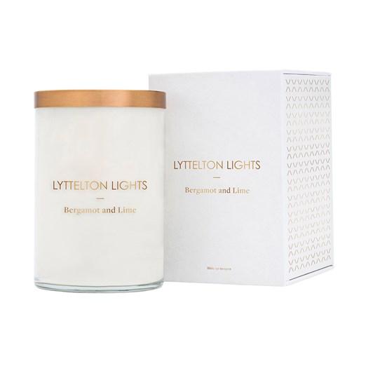 Lyttelton Lights Bergamot And Lime Candle
