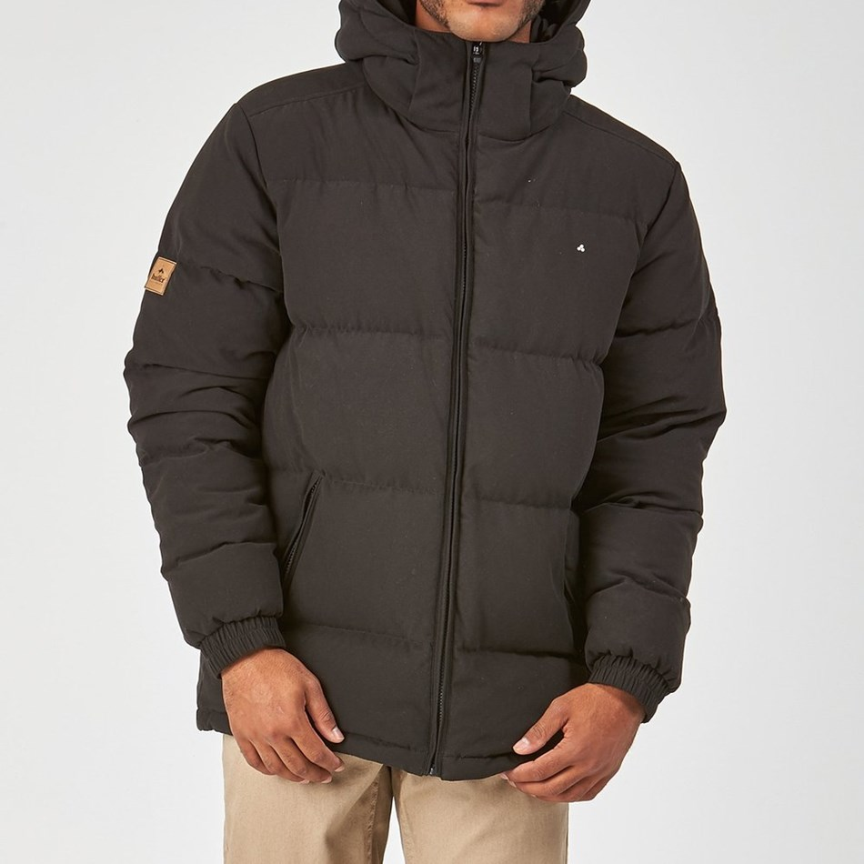 Huffer Mens Classic Down Jacket -