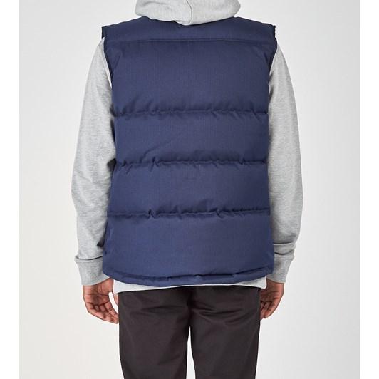Huffer Mens Classic Down Vest