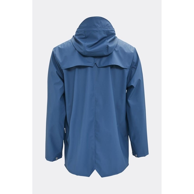 Rains Jacket - faded blue