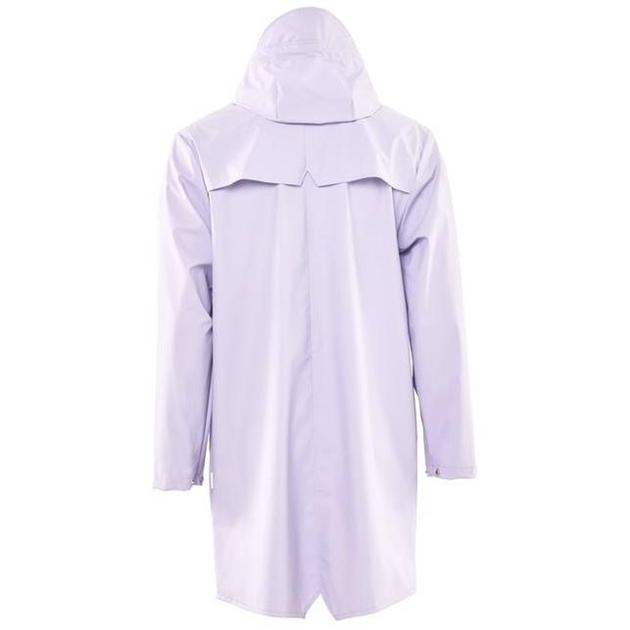 Rains Long Jacket - lilac