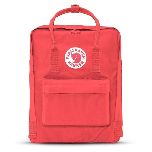 Fjallraven Kanken Pink Peach Backpack - pink peach