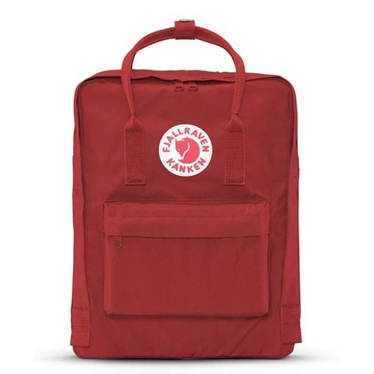 Fjallraven Kanken Deep Red Backpack