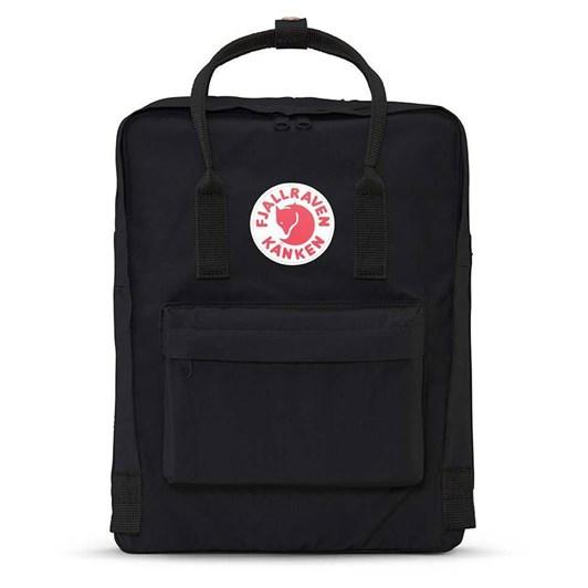 Fjallraven Kanken Black Backpack