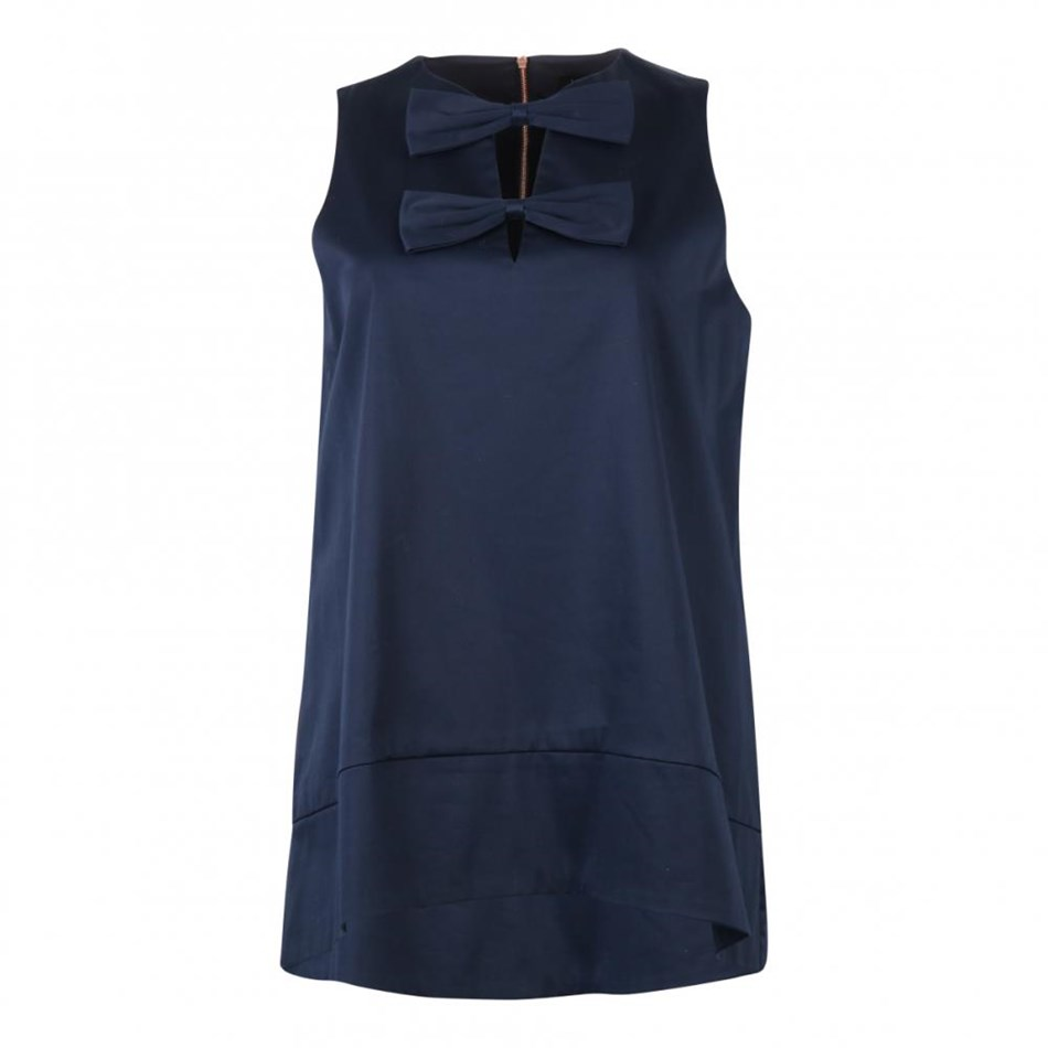 Ted Baker Loocey Top - 10 navy