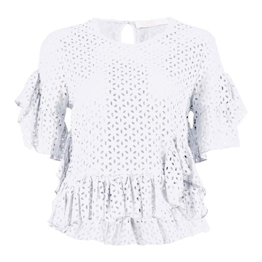 Coop Sweet Chilly Frilly Top