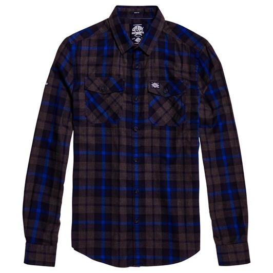 Superdry Washbasket L/S Shirt