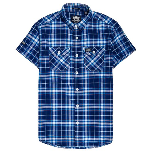 Superdry Washbasket S/S Shirt