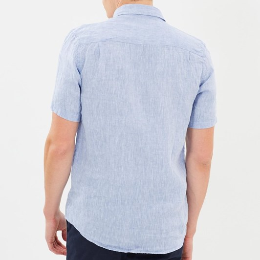 Academy Brand Hampton Linen S/S Shirt